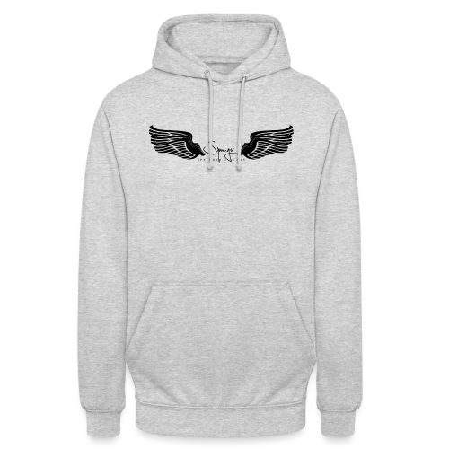 Seraph Wings Logo - Sweat-shirt à capuche unisexe