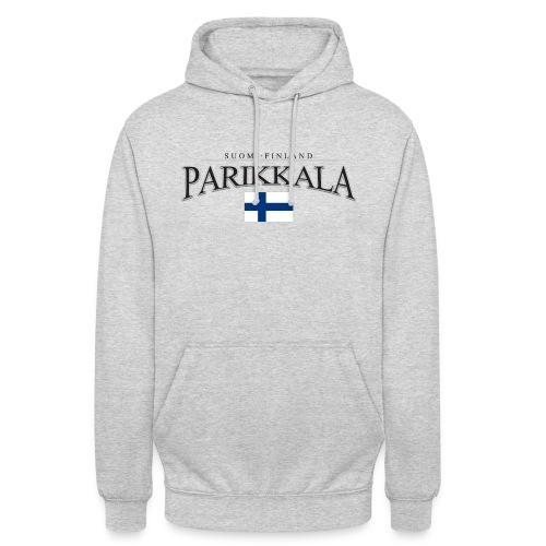 """Suomipaita - Parikkala Suomi Finland - Huppari """"unisex"""""""