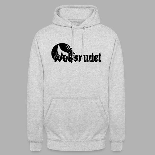 Logo Wolfsrudel EPS - Unisex Hoodie
