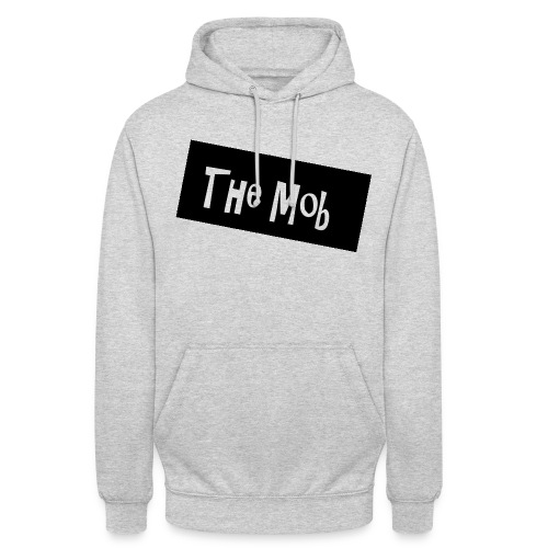 The Mob Classic Black - Unisex Hoodie