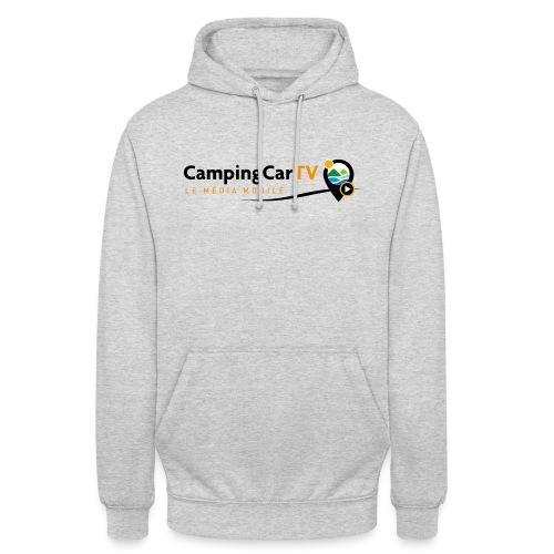 LOGO CCTV - Sweat-shirt à capuche unisexe