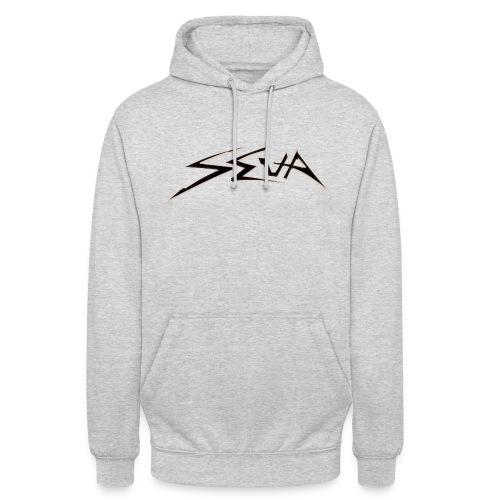 SEUA logo Speedy black - Luvtröja unisex