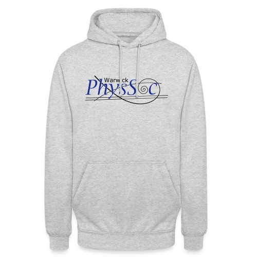 Official Warwick PhysSoc T Shirt - Unisex Hoodie