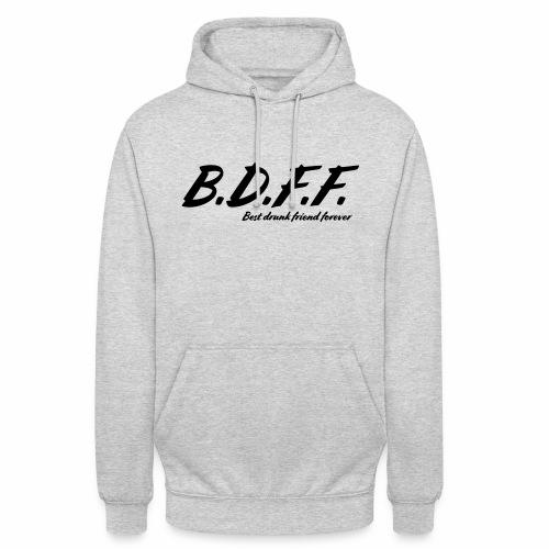 BDFF1 - Hoodie unisex