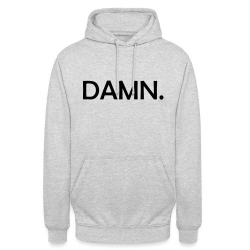 DAMN - Sweat-shirt à capuche unisexe