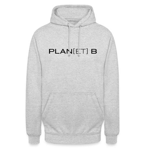 T-Shirt - Planet B - Unisex Hoodie