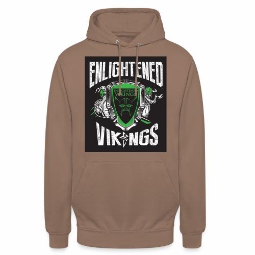 Enlightend Vikings - Unisex-hettegenser