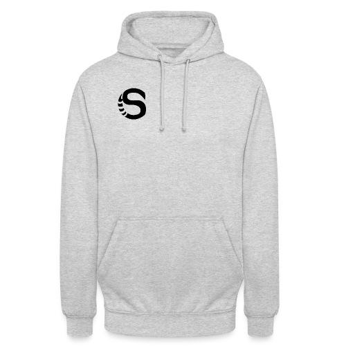 ScorpyArtZ Logo New shirt Black png - Hoodie unisex