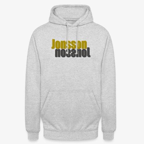 Jonsson 2x - Luvtröja unisex