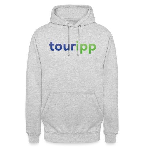 Touripp - Felpa con cappuccio unisex