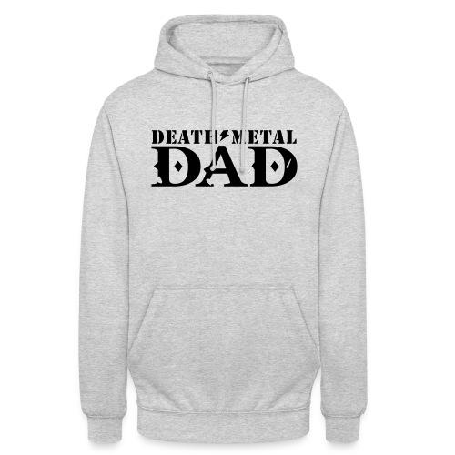 death metal dad - Hoodie unisex