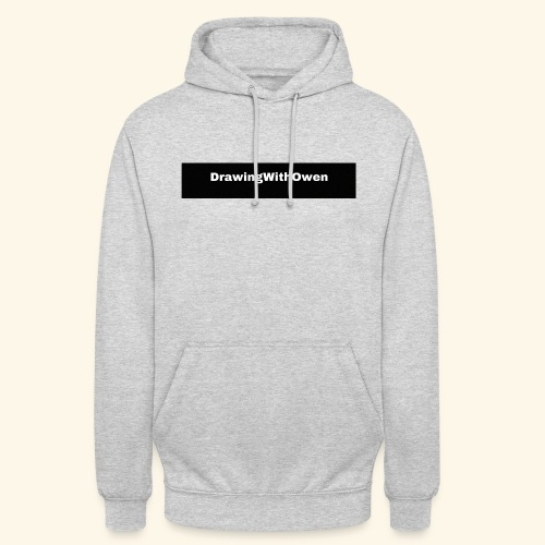 drawing with owen products - Hoodie unisex