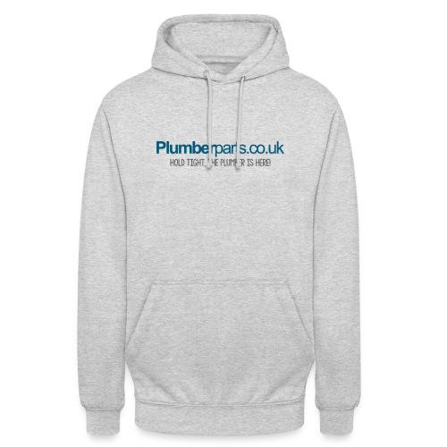 PP4klogoPLUMBERHERE - Unisex Hoodie