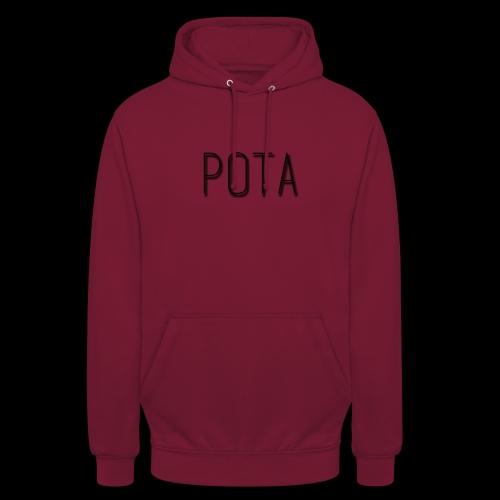 pota2 - Felpa con cappuccio unisex