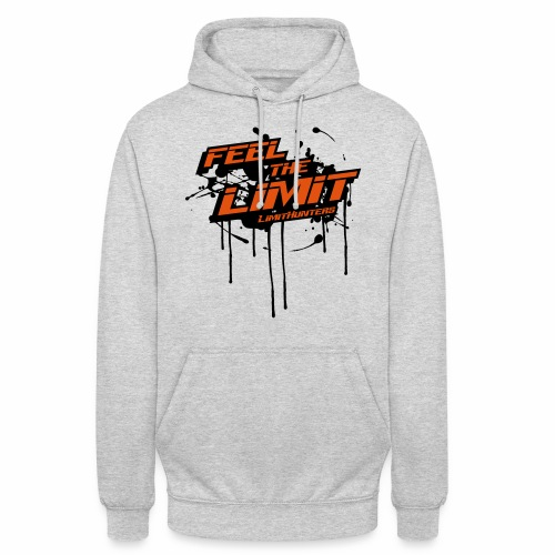 Feel the Limit - Limithunters - Unisex Hoodie