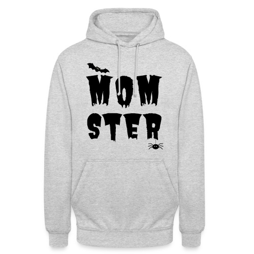 Momster - Unisex-hettegenser
