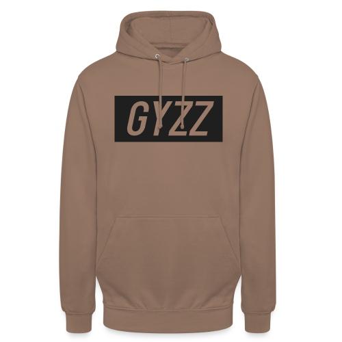 Gyzz - Hættetrøje unisex