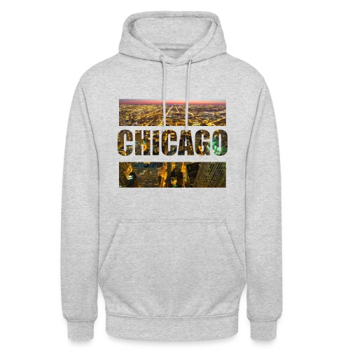 Chicago - Unisex Hoodie