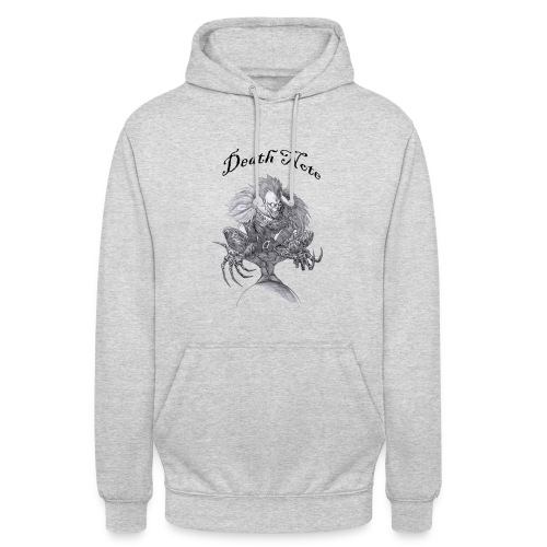 death note t-shirt - Sweat-shirt à capuche unisexe
