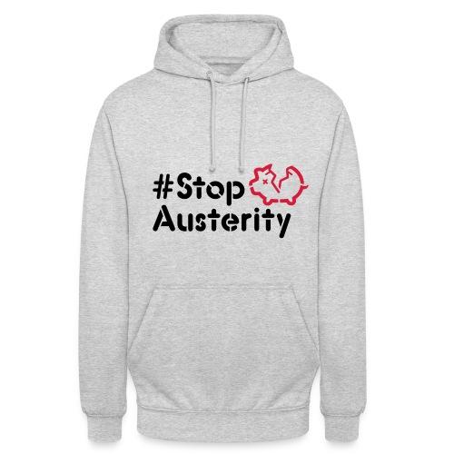 StopAusterity2 - Unisex Hoodie