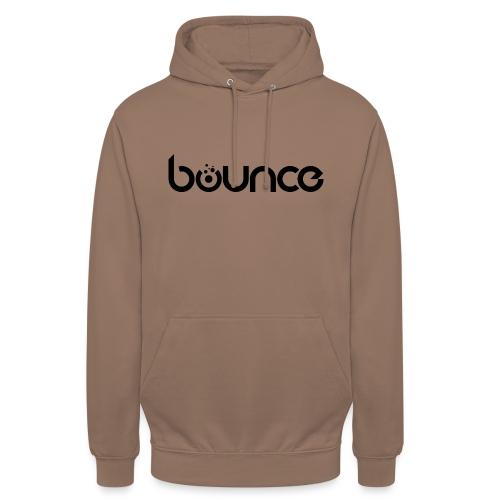 Bounce Black - Unisex Hoodie