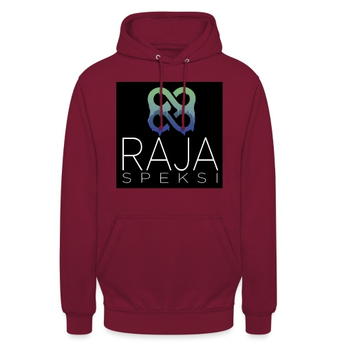"RajaSpeksin logo - Huppari ""unisex"""