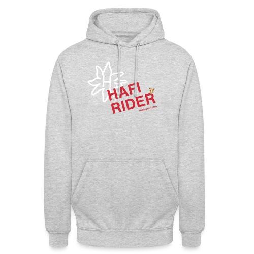 Hafi-Rider / Haflinger / Pferd / Pony - Unisex Hoodie