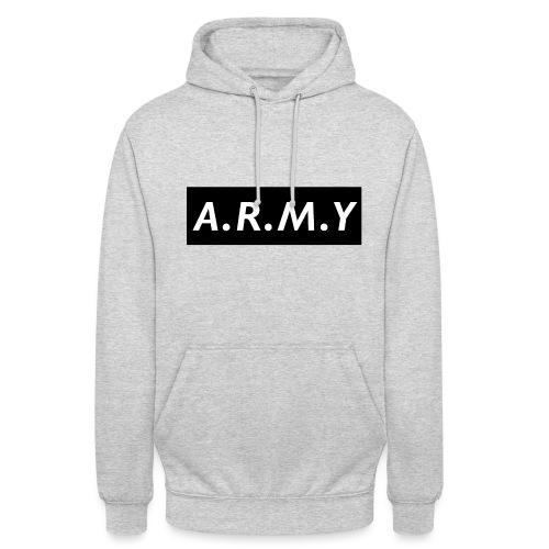 ARMY b&w - Unisex Hoodie