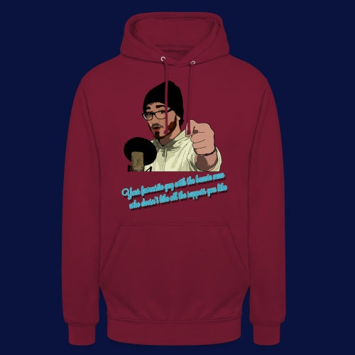 Your Favourite Beanie Man - Unisex Hoodie