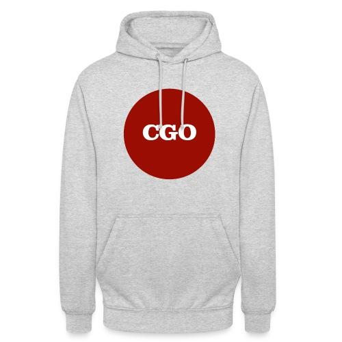 watermerk cgo - Hoodie unisex