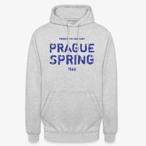 Prague Spring - Felpa con cappuccio unisex