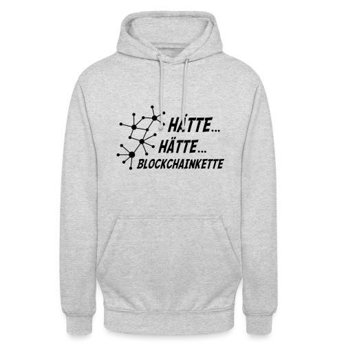 Blockchainkette - Unisex Hoodie