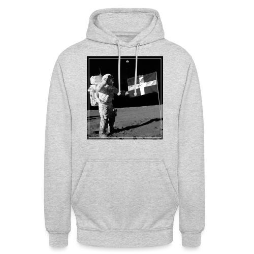 L AVENTURE - Sweat-shirt à capuche unisexe