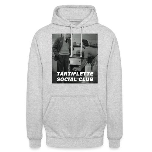 TARTIFLETTE SOCIAL CLUB - Sweat-shirt à capuche unisexe