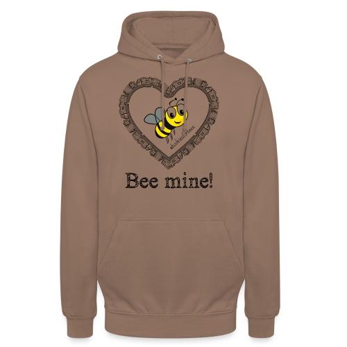Bees3-1 save the bees | bee mine! - Unisex Hoodie
