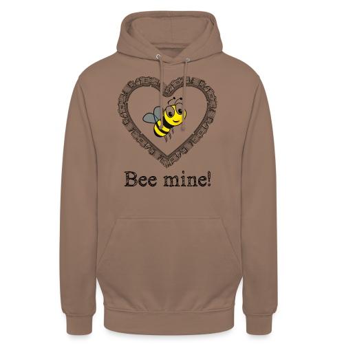 Bees3-2 save the bees | bee mine! - Unisex Hoodie
