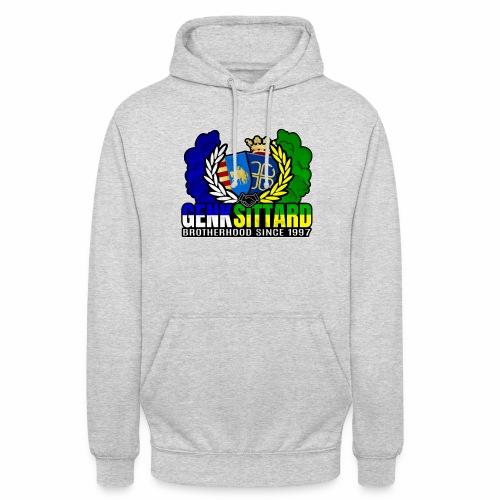 Confrérie depuis 1997 - Sittard & Genk - Sweat-shirt à capuche unisexe