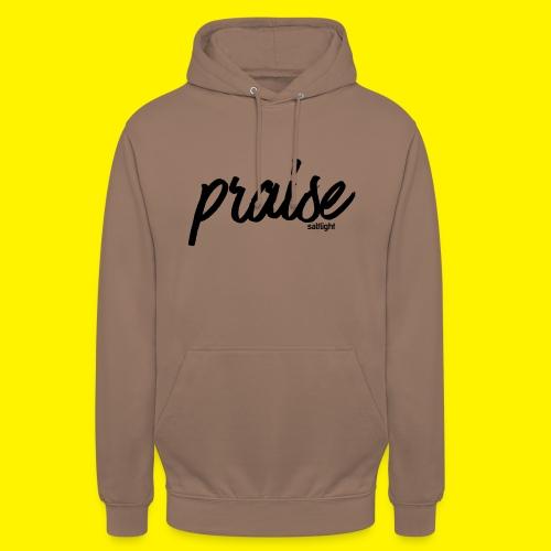 Praise (BLACK) - Unisex Hoodie