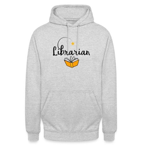 0326 Librarian & Librarian - Unisex Hoodie