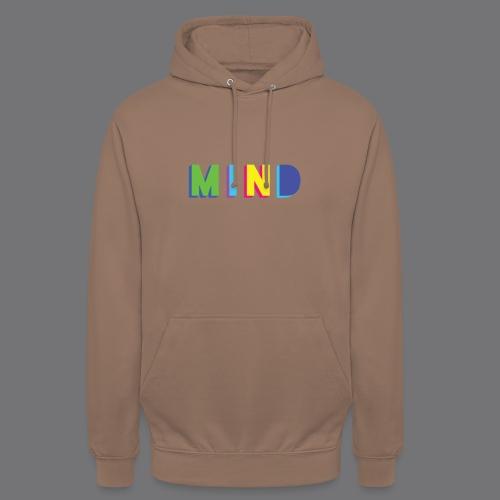 MIND Tee Shirts - Unisex Hoodie