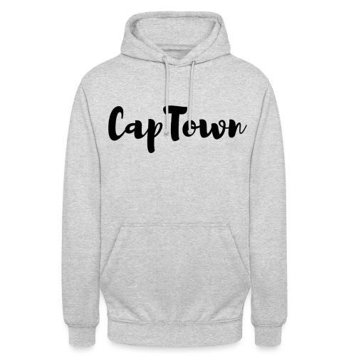 CapTown 2 png - Sweat-shirt à capuche unisexe