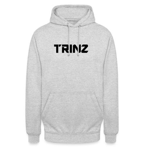 Trinz Black - Unisex Hoodie