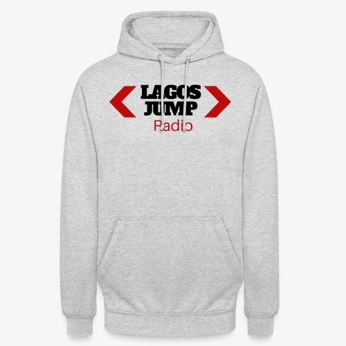 LagosJump Radio (Black) 1 - Unisex Hoodie