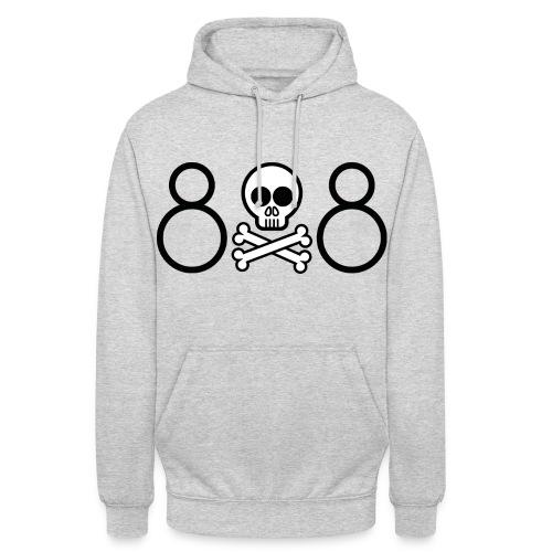 808 - Unisex Hoodie