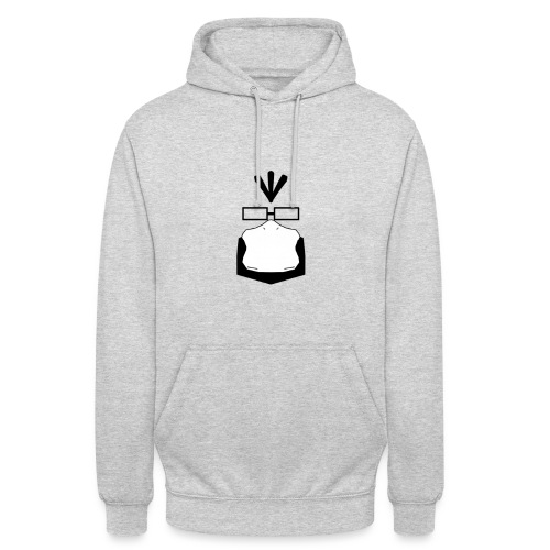 logo (with transparency) - Unisex Hoodie