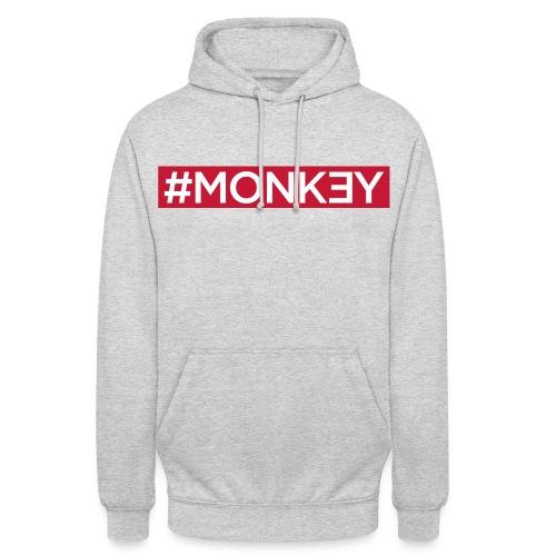 monkey1 jpg - Unisex Hoodie