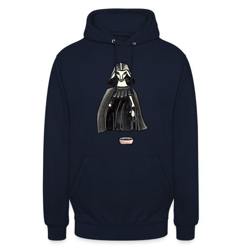 Darth Albert - Luvtröja unisex