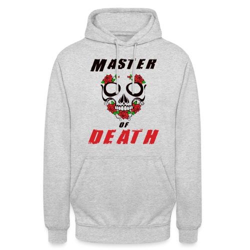 Master of death - black - Bluza z kapturem typu unisex