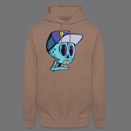 Death Tee Shirts - Unisex Hoodie