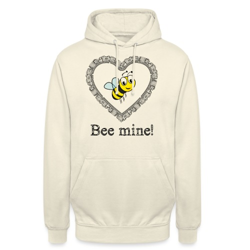 Bees3-2 save the bees | bee mine! - Unisex Hoodie